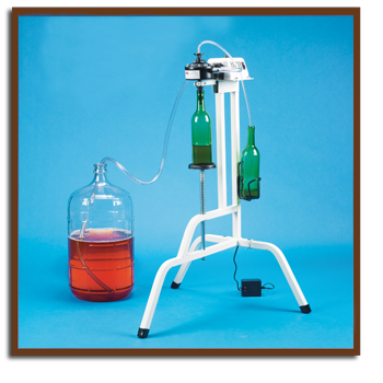 Think, Wine bottling fillers equipment think